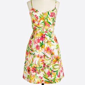 NWT J. Crew Floral Seaside Cami Dress.